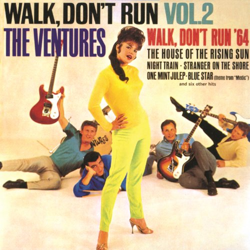 Walk Don T Run 64 By The Ventures On Amazon Music