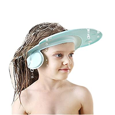 Baby Shower Cap Shampoo Prevents Water from Entering The Eyes and Ears