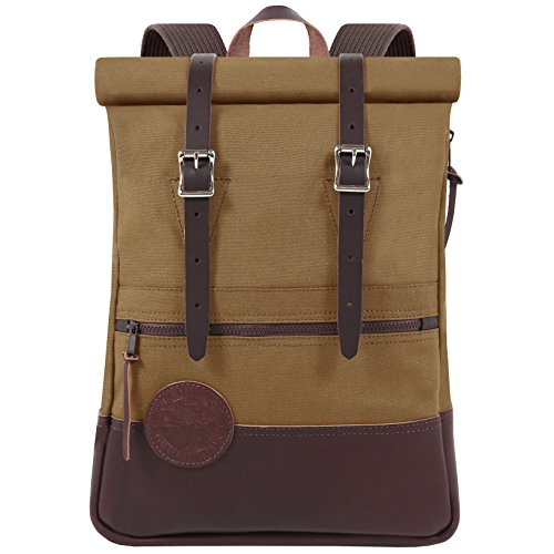 Duluth Pack Scout Rolltop Deluxe Pack (Waxed) by Duluth Pack