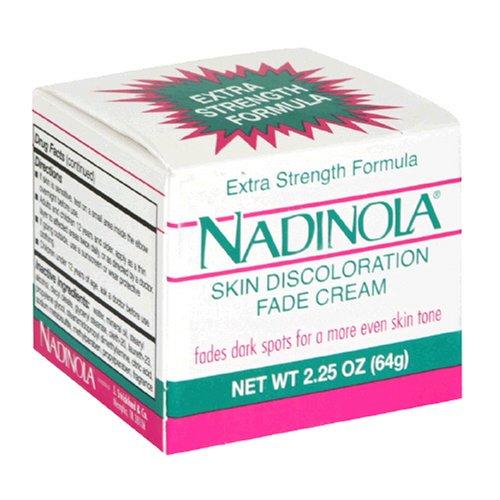 Nadinola Décoloration de la peau Crème Fade,  PACK DE 3