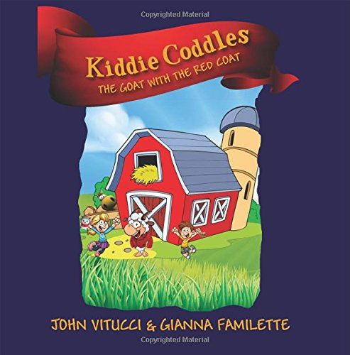 Read Online Kiddie Coddles: The Goat with the Red Coat pdf