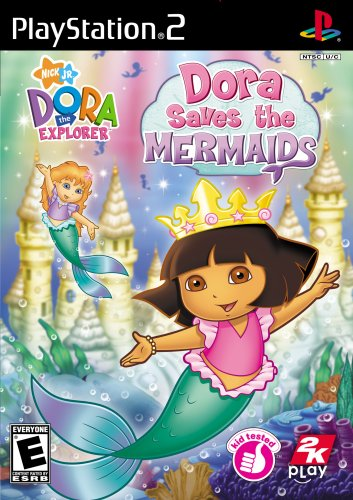 Dora the Explorer: Dora Saves the Mermaids - PlayStation 2