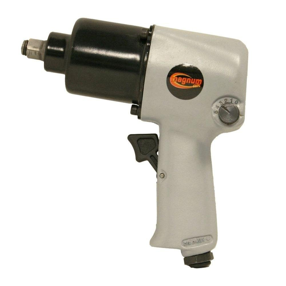 North American Tool Industries 8568 Speedway Air Impact Wrench, 1/2''