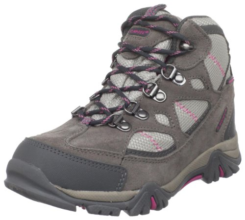 Hi-Tec Kid's Redondo Trail Boots,Gray,7 M Big Kid by Hi-Tec