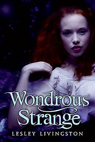 book cover of Wondrous Strange