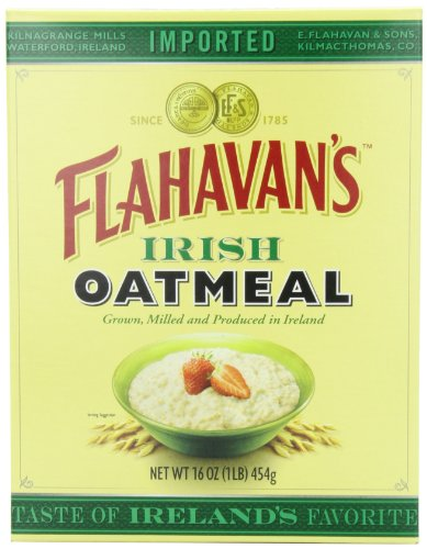 (Flahavan's Irish Oatmeal Box, 16-ounces (Pack of 6))