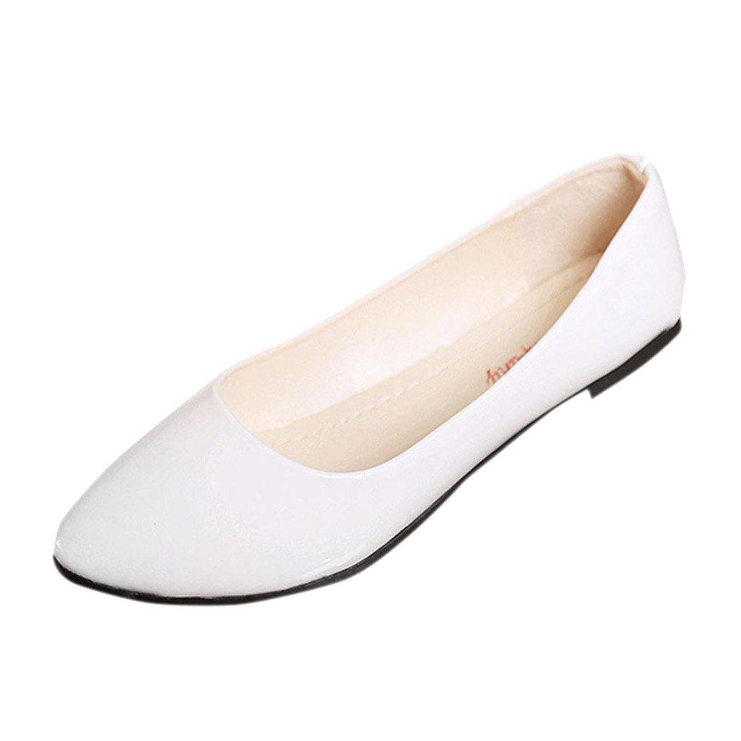 Women Shoes, Fuibo Women Slip On Flat Shoes Sandals Casual Colorful Shoes:  Amazon.co.uk: Shoes & Bags