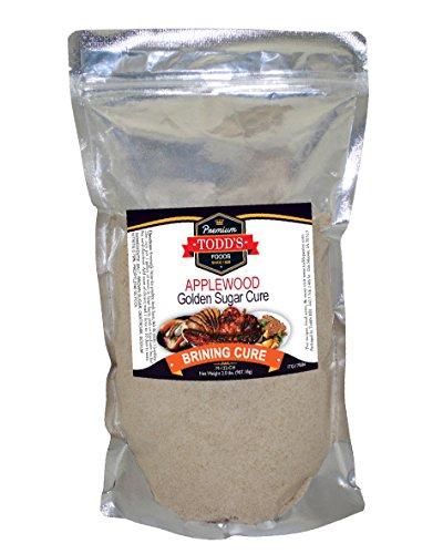 Sugar Cure (Applewood) 2 lbs. Yield 1 ham, 1 turkey, 1 chicken or choice of meat to brine.