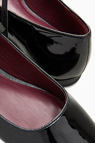 Schuhe Comfort Mary Forever next Brevet Damen Jane Noir CSXw1zq