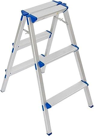 Jia He Taburete de plástico para niños Taburete de Paso, La Escalera del hogar de heces, Escalera, Escalera Plegable multifunción, aleación de Aluminio, Engrosamiento de Interior Escalera, Tres Pasos: Amazon.es: Hogar