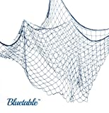 Fish Net Decoration Party Decor – Blue Cotton