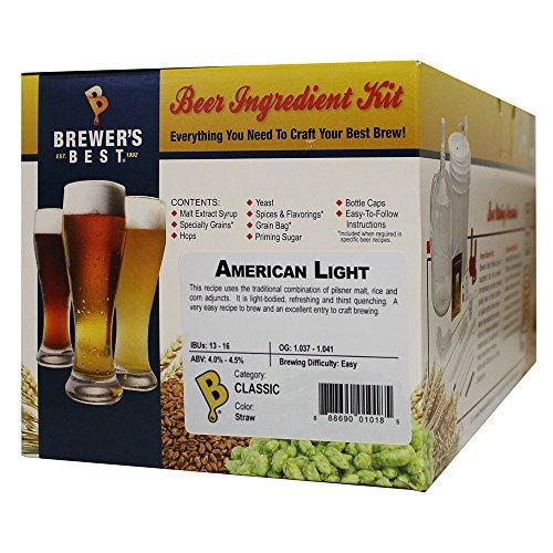 5 gallon beer kit - 3