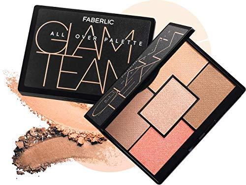 Faberlic Face Color Palette 5 in 1 Italian...