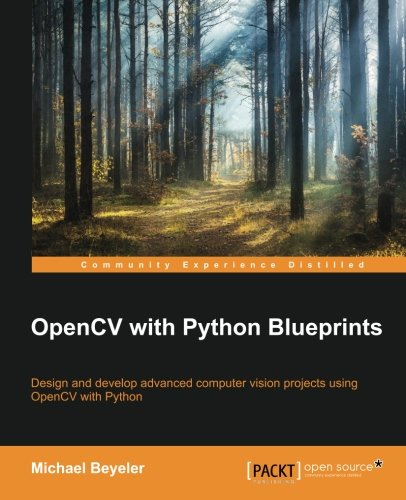 OpenCV with Python Blueprints