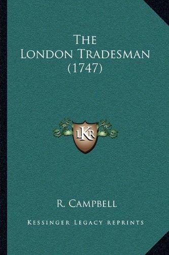 The London Tradesman (1747) pdf epub