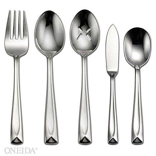 Oneida Lincoln 25-Piece Flatware Set, Service for 4