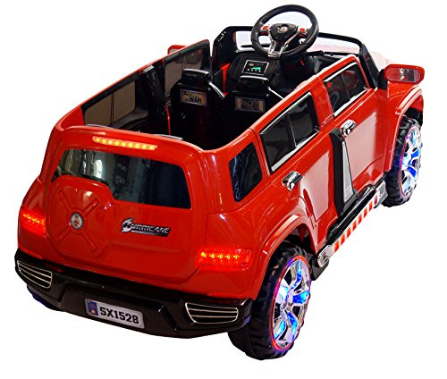 Two Seater 4 Door Premium Ride On Electric Toy Car For