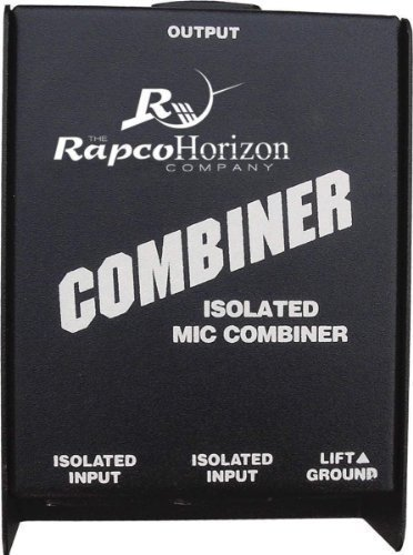 Rapco Horizon MC-1 Isolated Mic Combiner by Rapco Horizon (Image #1)