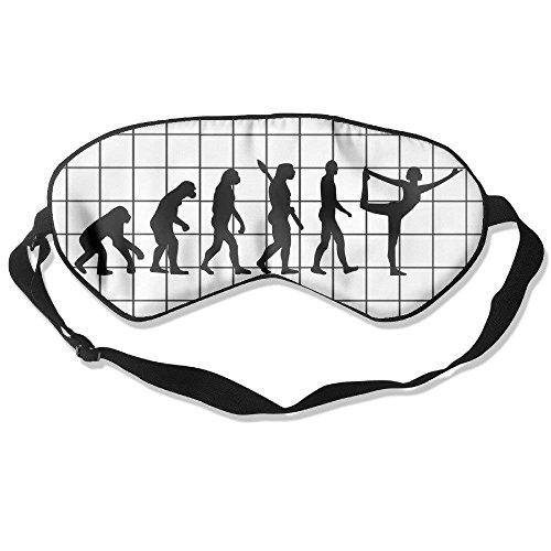 Sleep Mask Comfortable Evolution Yoga Sleeping Eyes Mask Eyeshade Blindfold
