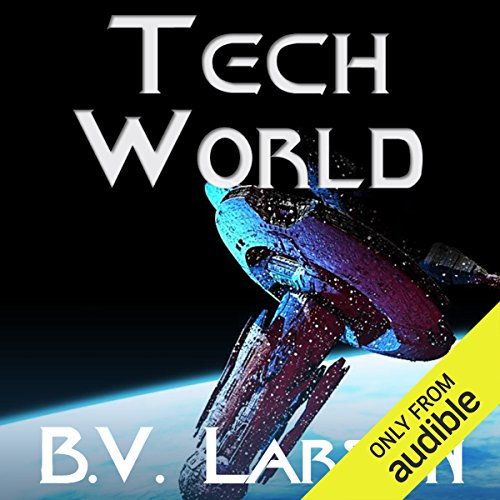 Tech World: Undying Mercenaries, Book 3