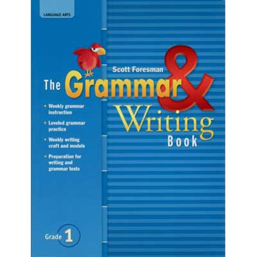 READING 2007 THE GRAMMAR AND WRITING BOOK GRADE 1