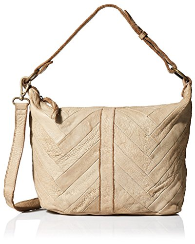 Lucky Brand Catherine Shoulder Bag, Oyster - Oyster - One...