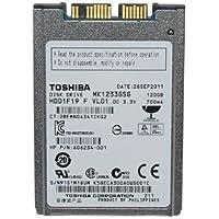 Mk1233gsg Toshiba 120Gb 5400Rpm 1.8Inch 8Mm Micro Sata Hard Drive