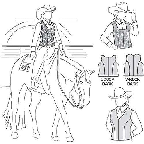 Vest Patterns: Amazon.com
