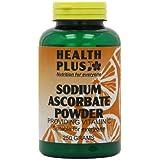 Health Plus Sodium Ascorbate Powder Vitamin C Supplement - 250g
