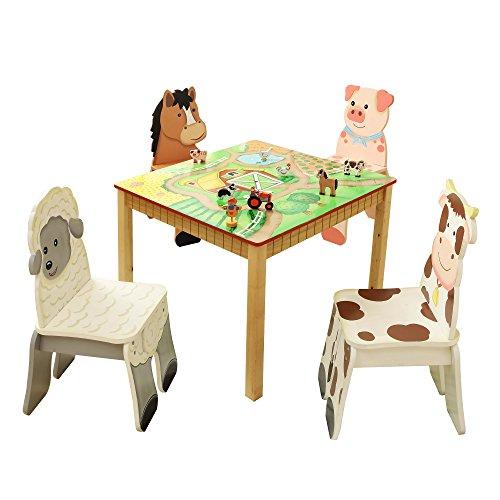 Fantasy Fields - Happy Farm Animals Thematic Hand Crafted Ki