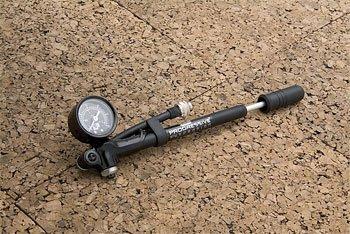 Progressive Suspension GP3-30 '0-30 PSI' Mini Gauge Pump by Progressive Suspension