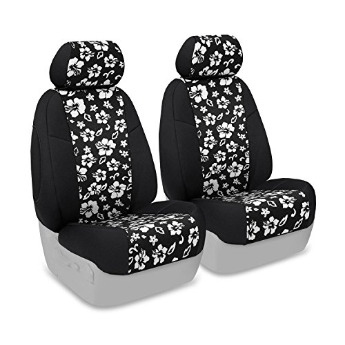 CoverKing Custom Fit Front 50/50 Bucket Seat Cover for Se...
