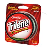 Berkley Trilene XL Filler 0.011-Inch Diameter Fishing Line, 10-Pound Test, 300-Yard Spool