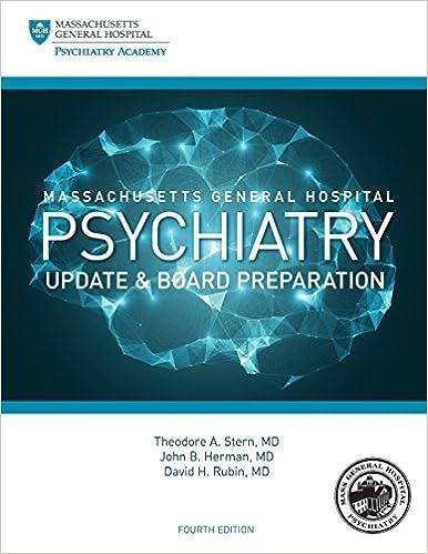 Massachusetts General Hospital Psychiatry Update & Board