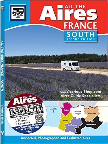 All the Aires France South, 2nd Edition