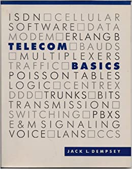 basics of telecom 2 telecommunications basics the purpose of any telecommunications system is to transfer information from the sender to the receiver by.