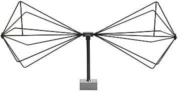 Com-Power AB-900A antena biconical: Amazon.es: Bricolaje y ...