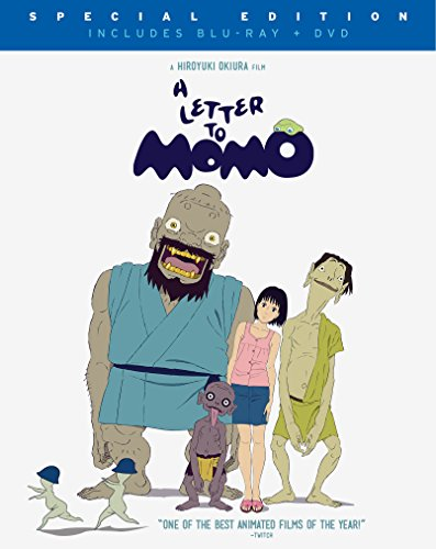 A Letter to Momo (Special Edition) [Blu-ray]