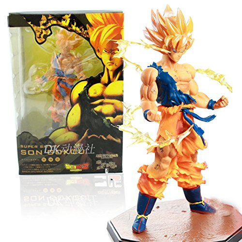 Broly Costume Xenoverse (tongrou Anime Dragon Ball Z Super Saiyan Son Goku PVC Action Figure Kid Gift Statue Toys)