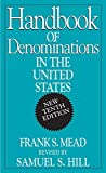 img - for Handbook of Denominations in the United States (10th Edition) book / textbook / text book
