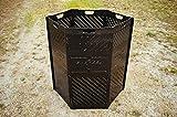 """Pyro Cage 48"""" XXL Incinerator Barrel"""