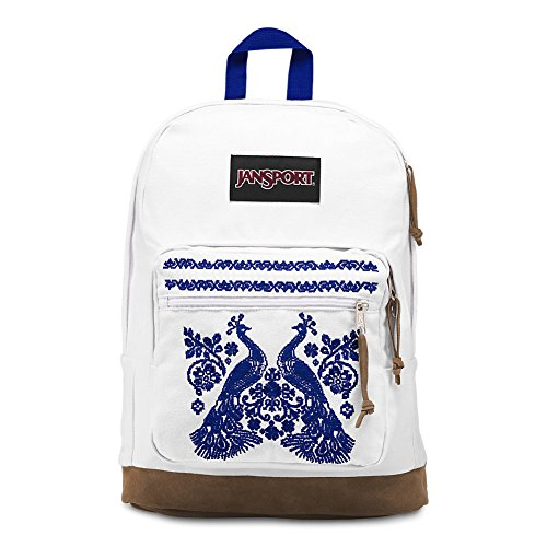 JanSport Right Pack Expressions Laptop Backpack - Peacock - Galaxy Jansport Bags
