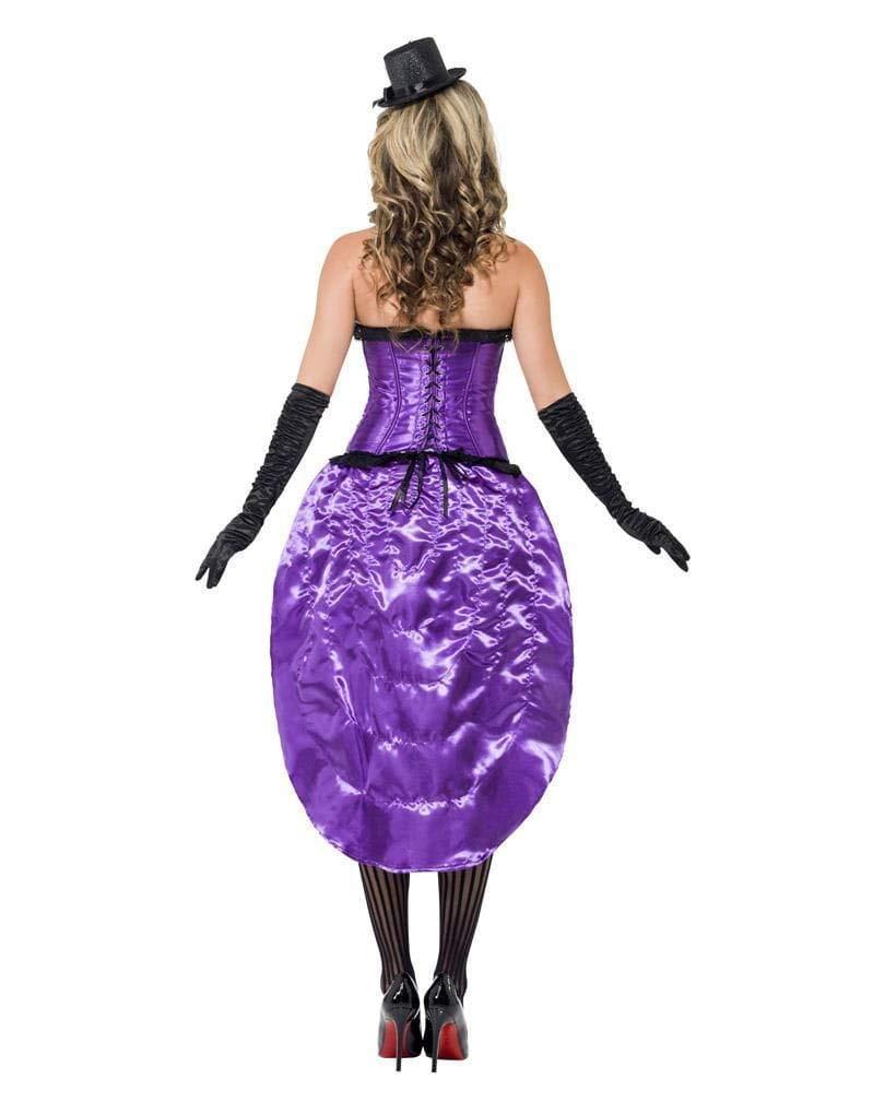Horror-Shop Burlesque Can-Can Traje Violeta S: Amazon.es: Juguetes ...