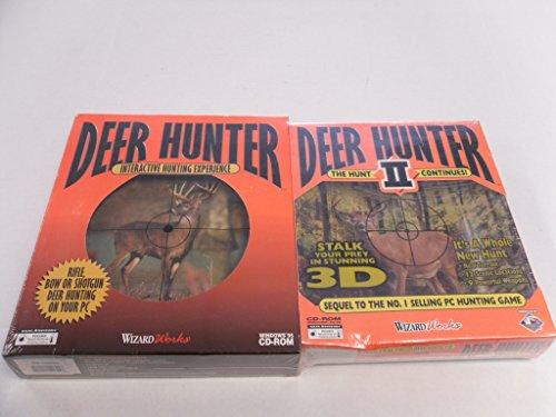 Deer Hunter and Deer Hunter II CD-ROM ()