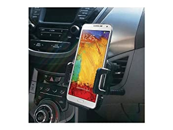 LG G Stylo Car Vehicle Vent Smartphone Auto Holder for Phones up to 4 Inches Wide