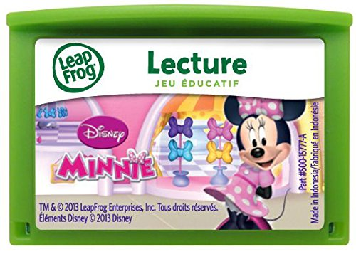 Minnie 89031 Mouse 2 – leapster Leapfrog Leappad Educatif Jeu Electronique Explorer 6Uyypzaq