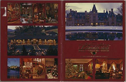The Biltmore Estate: House, Gardens, Winery - A Collection of Twelve Postcard Prints - 1992 Souvenir Folder