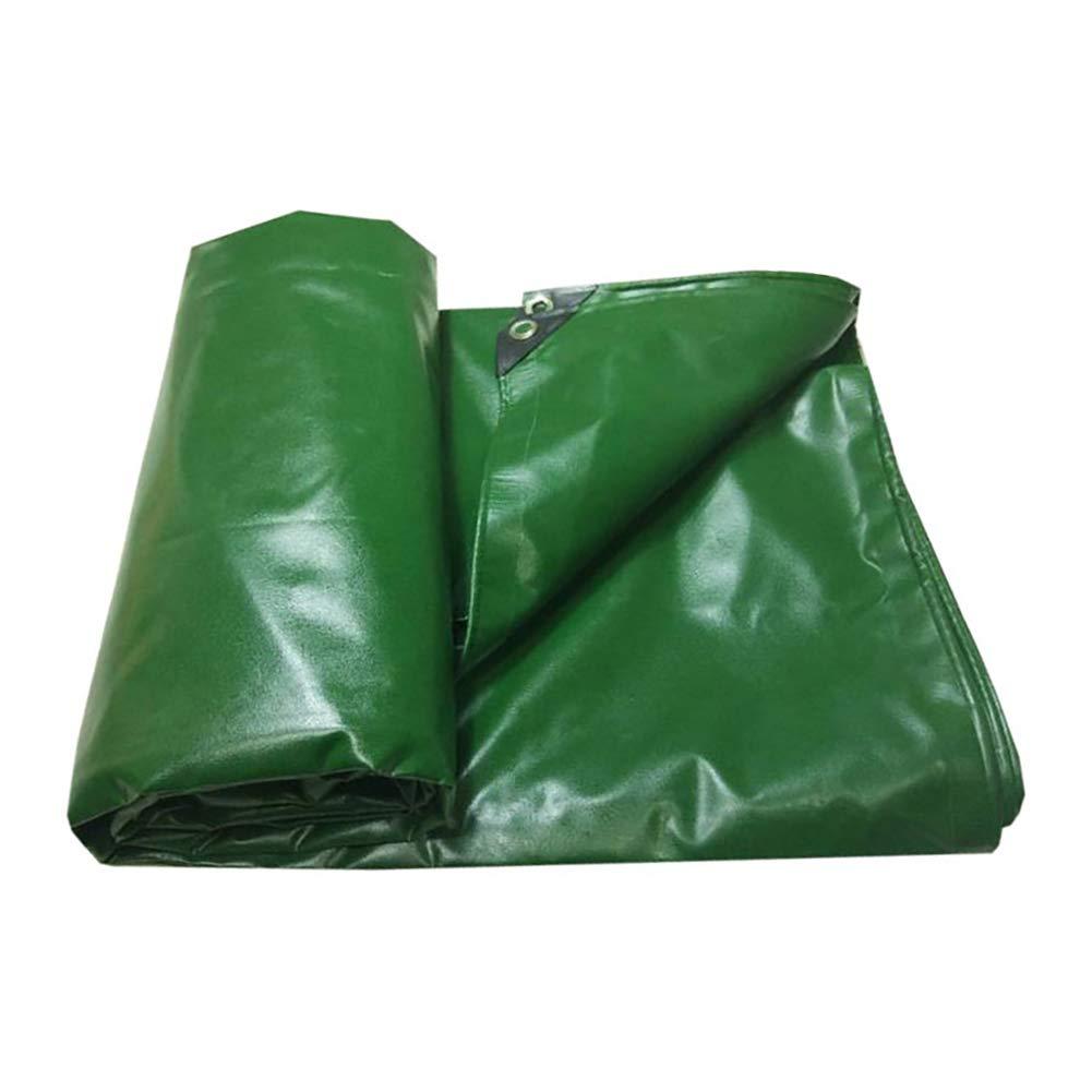 LXF Große verdicken faltbare Tarpauli, Outdoor Camping Zelt Anhänger Abdeckung, Mehrzweck Vier Jahreszeiten verfügbar, 450G   M² (größe   4Mx6M)