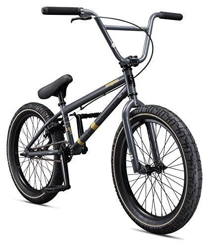 Mongoose Boys Legion L60 Bicycle, Black, One Size/20