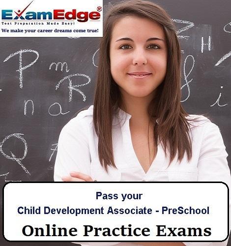 Pass your Child Development Associate - PreSchool (5 Practice Tests) by Exam Edge, LLC